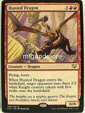 Magic Commander 2015 - 1x Hunted Dragon