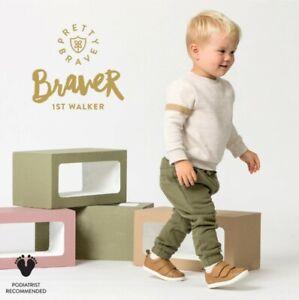 Pretty Brave 1st Walker baby shoes Size EU 20