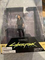 Totaku Collection No 47 Cyberpunk 2077 Female V Figure First Edition 2020