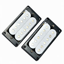 Double Coil Humbucker Guitar Bridge and Neck Pickup Set for Electric Parts