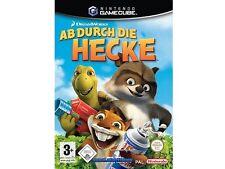 ## Ab durch die Hecke (Deutsch) Nintendo GameCube / GC Spiel - TOP #