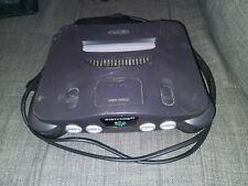 Original Nintendo 64 N64 Konsole