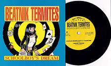 """Beatnik Termites - Schoolboy's Dream 7"""" GERMANY PRESS Screeching Weasel Queers"""
