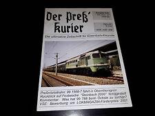 Der Preuß-Kurier 05/01 - Zeitschrift für Eisenbahnfreunde