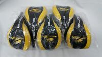 5 Men's Cobra S2 Gold Driver Headcover Black/Gold w/ Cobra King Snake Logo