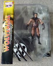 MARVEL Select series X-Men Wolverine Unmasked 7 inch scaled collectors figure