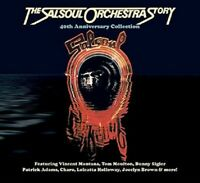 THE SALSOUL ORCHESTRA - 40TH ANNIVERSARY COLLECTION (REMASTERED 3CD) 3 CD NEU