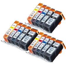 3set/15X INK CARTRIDGES PGI-525 CLI-526 Canon Pixma MG5250 MG5350 IP4850 IP4950