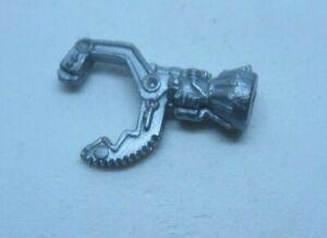 1992 Cobra Overkill v.1 CLAW HAND attachment original accessory weapon JTC