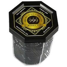 "Premium Pin Company 999 2"" Bobby Pins Black 250g"