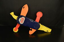 """PLAY-DOH """"SWISS ARMY PLAY KNIFE"""" plastic VG clay TOY tool kids make-believe RARE"""