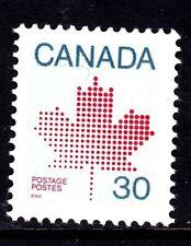 CANADA NO 923, 1982-1985 DEFINITIVES: MAPLE LEAF, MINT NH