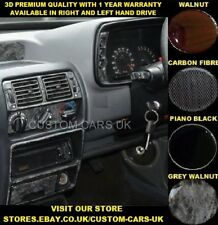 FORD ESCORT MK4 MK5 (1986-1995) & XR3i Dash Kit - Walnut - Carbon - Piano Black