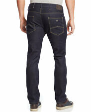 Armani Jeans Giorgio Armani J06 Slim Fit Stretchy Dark Blue W29 L32 Jeans