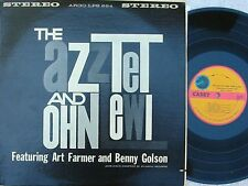 Jazztet and John Lewis US Reissue LP EX Cadet CA684 Jazz Hard Bop Art Farmer