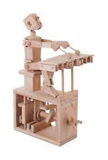 Xilófono jugador-Timberkits Self-Montaje Madera Construcción Movimiento Modelo Kit