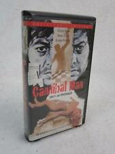 CANNIBAL MAN Uncut and Uncensored Widescreen 2000 Anchor Bay Collector's Ed. VHS