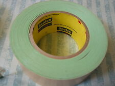 6 x rolls 3M Impact Stripping signwriting masking Tape 9.1m 50mm (SIX ROLLS)