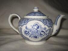 James Sadler Afternoon Tea FILIGRE FLORAL Mini Teapot Made in England