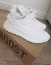 Adidas Yeezy Boost 350 V2 Size UK 10.5/ US 11 Triple White WITH ORIGINAL RECEIPT