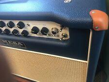 Mesa Boogie Lonestar 1x12 Combo, Blue Bronco, Tan Jute Grille, Brand New!