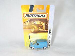 Matchbox City action n°46 06 Volkswagen Caddy 1:62 neuf en blister
