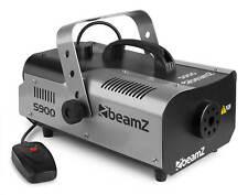BeamZ S900 - Machine à fumée, 900W, télécommande filaire, réservoir 1L