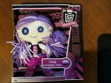 Monster High Spectra Vondergeist Stuffed Doll Plush Pet Rhven NEW