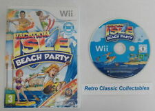 Vacation Isle Beach Party for Nintendo Wii #1906