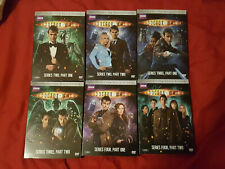 Doctor Who David Tennant Dvd Lot Series 2-4 10th Doctor w/Slipcovers