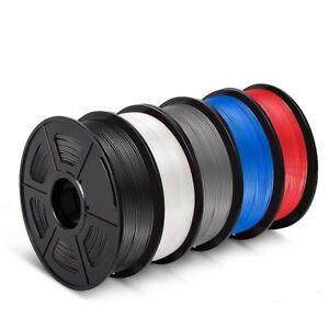 JAYO 3D Imprimante Filament avec Spool PLA Filament en 1.75mm 1 kg