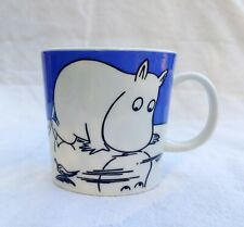 NEW Arabia Finland Moomin Mug Moomintroll on Ice Moomin Troll, Muumipeikko NWT