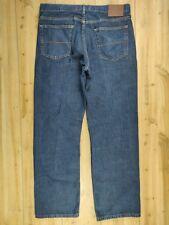Mens Nautica 34 X 32 Jeans Men's Straight Blue