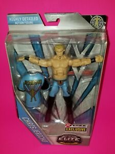 🔥🔥🔥 WWE Elite Chris Jericho Ringside Collectibles Exclusive RSC 🔥🔥🔥