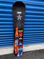 World Industries Snow Board 145 Used Snowboard