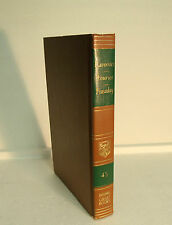 BRITTANICA GREAT BOOKS VOLUME 45 - LAVOISIER, FOURIER, FARADAY - 1978