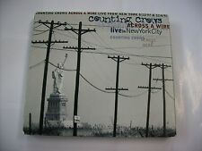 COUNTING CROWS - ACROSS A WIRE LIVE IN NEW YORK CITY - 2CD EXCELLENT CONDITION