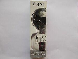 OPI Black & White And Glitter All Over 3 Pc Mini Set