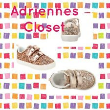 Carter's Andee 2 Sneaker Toddler Size 7 Rose Gold Retail $24.99