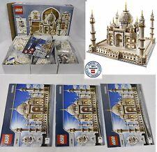 100% Complete 100% Genuine Lego Tajmahal 10189 with Manual + Box Taj Mahal