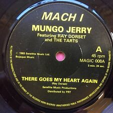 Mungo Jerry - There Goes My Heart Again / Thinking Of You - Magic-008 Ex