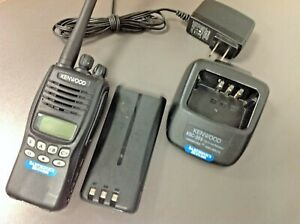 Kenwood, TK-2312-1 VHF FM Transceiver, 136-174 MHz, 128 CH, 5W, Charger, BATTERY