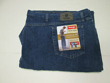 58 X 30 WRANGLER RELAXED FIT STRAIGHT LEG JEANS  NWT
