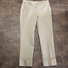 Brooks Brothers Chino Pants Womens Size 10 Beige Chinos Khaki Tan