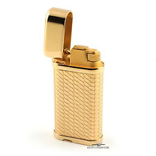 Cartier Gold La Dona Briquet Ecailles Limited Edition Lighter