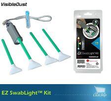 Visible Dust EZ Sensor Clean kit 1.6x / 16 mm green 4 Vswab + Liquid + SwabLight