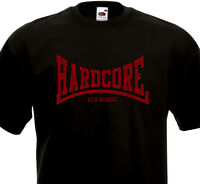 T-shirt HARDCORE ( graphisme Lonsdale ) - Old School - Agnostic Front Rickers