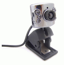 New Mini USB 6 LED Web Webcam Camera With Microphone Mic PC Laptop Skype