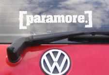 "8 ""Paramore Vinilo coche sticker/decal-cd música T Shirt"