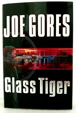 GLASS TIGER Joe Gores AUTHOR-SIGNED & DATED~ Dust Jacket ~FIRST EDITION~ Mint